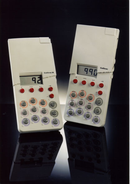 Celltrac M+, Manual Differential Cell Counter- With memory & Data output